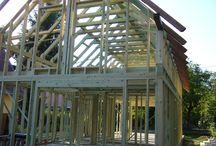 Szebb Lak! Könnyű szerkezetes házak! / Házak melyeknek építésében részt vettem! Kivitelező: K.V.Fa-Lak Kft.