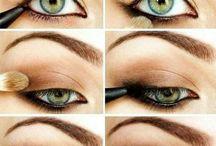 Makeup! / Makeup tips and styles