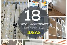 Small Space Decorating and Tips