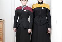 Costuming - Sci Fi
