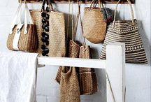 Natural bags and hats / All about bags & hats