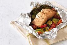 Main Dishes: Fish