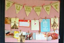 Display Pictures and Cards for Holiday