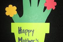 Mother's Day crafts with children