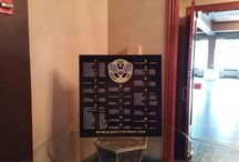 Placecards & Roster Boards