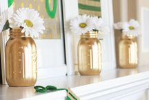 St. Patrick's Day / St. Patrick's Day food, decor and more on a budget.