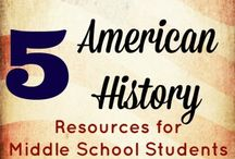 American History Ideas