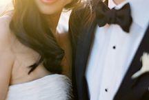 I love ♥ kisses / Kisses during wedding days. Reference for kissing position