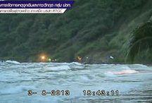 Toeristen in Bangkok moeten deze week oppassen