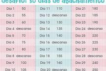tabela exercicios