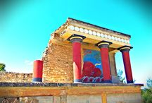 Κνωσός, Ηράκλειο - Κρήτη / Knossos, Heraklion - Crete