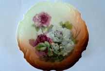 VINTAGE CHINA & PORCELAIN / Beautiful Plates, Cups, etc. / by MaryAnne Rether