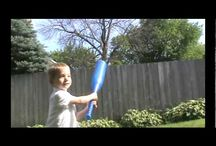 Baseball videos / We didn't name him Easton for nothing!! / by Laura Chase McDonnell