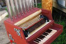 Weird musical instruments