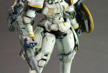 Mobile Suit Gundam / Mechas-(Robos Gigantes)