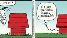 peanuts strips