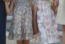 Vestidos niñitas