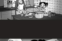 Creepy Comics Strip