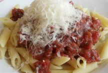 Italian Recipes / by Linda Abuelghanam