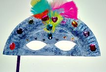 Mardi Gras theme / by Jennifer Fields