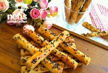 Tuzlu Kurabiye / Tamamı denenmiş ve fotoğraflanmış olan ekonomik, pratik ve evde kolayca hazırlayabileceğiniz en lezzetli tuzlu kurabiye tarifleri burada!