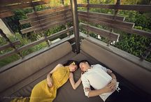 Devi-Ifandy / Engagement Shoot by Carol