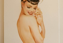 Pin~Up Dreams / by Angelique Murray