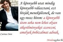 Csernus idézetek