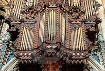 Pipe Organs and church music