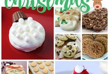 Christmas Cookies/Cupcakes