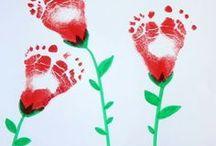 Artesanato Dia das Mães