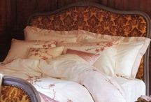 French vintage interiors
