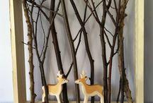 decoratie voor in huis / by Elly van Ameijde