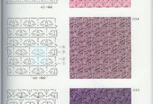 pattern of crochet