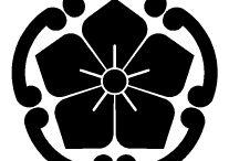 Family crest  Ⅺ / kan鐶,ki木,kikyou桔梗