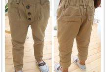KIDS TROUSERS /