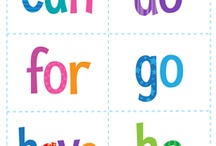 Sight words for class