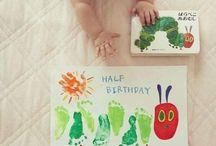 Baby/Toddler memories- crafts