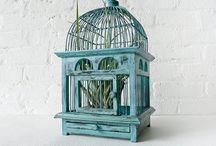 Bird Cages / by Cheri Bonnett Greenwood