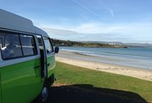 Campervan Life / Holidaying in N.Ireland