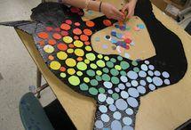 primary school creativity / idee da sviluppare in classe