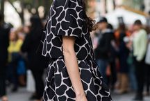 Street style / #street style #fashion week #style pro #it girls / by Market By A24