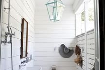 Outdoor bathroom ideas