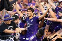 Orlando City / Fotos e informações sobre o time de futebol da cidade, o Orlando City, time do Kaká!