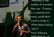 World Forestry Congress 2015