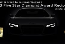 Biener Audi Awards / This is where we get to brag a little :)