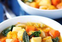 Soups, stews