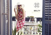Belty. Beach Collection 2015