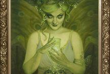 Absinthe, the green fairy