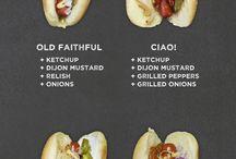 Hotdogs&burgers